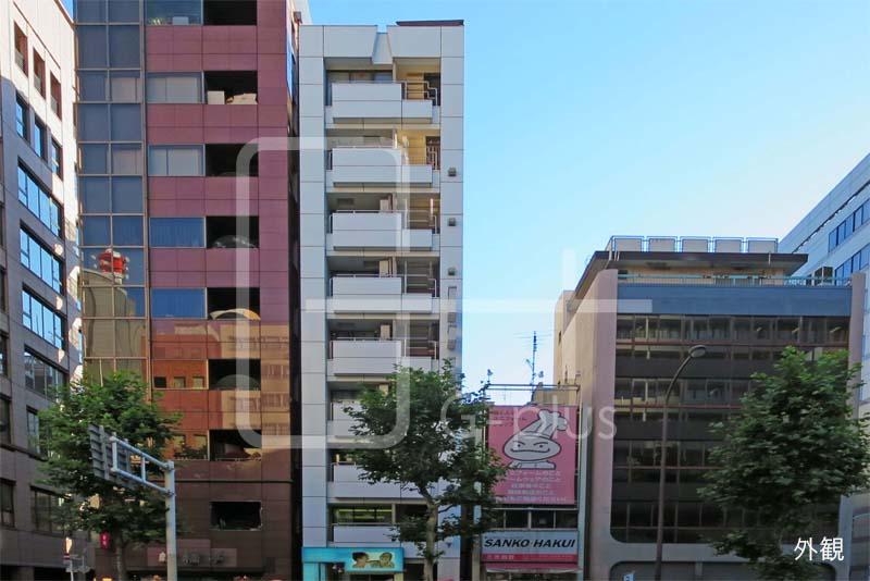 新橋アオヤギビル 4階のイメージ
