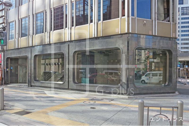 銀座外堀通り角地事務所 8階のイメージ
