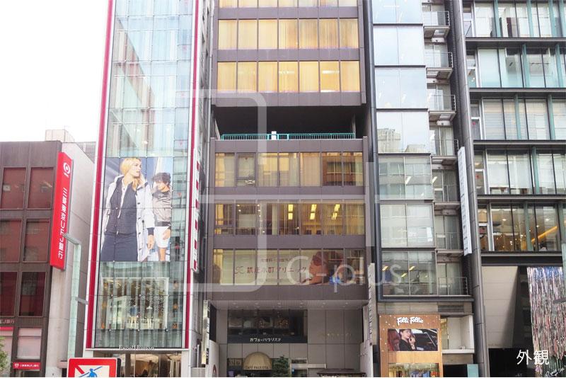 中央通り沿いの貸事務所 7階のイメージ