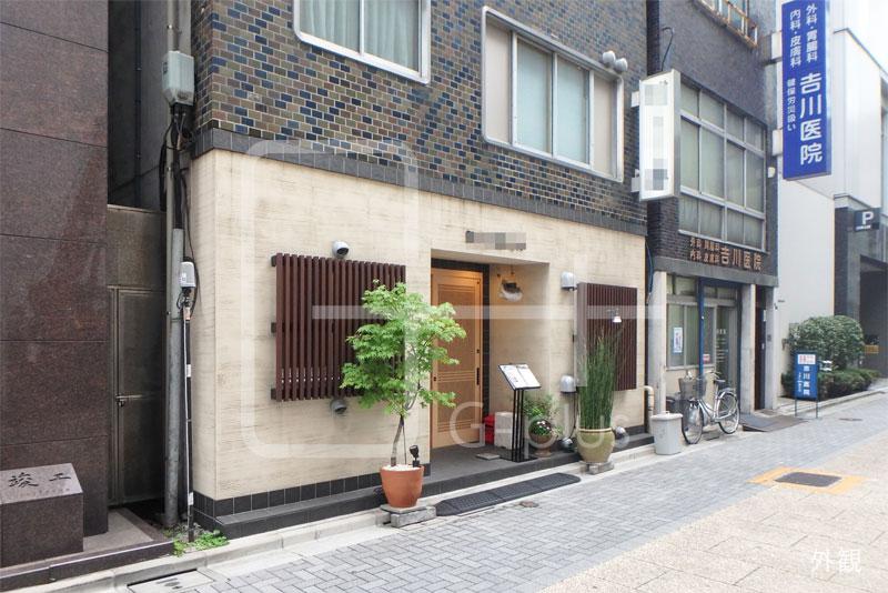 銀座1丁目和食・寿司屋居抜き店舗 2階のイメージ
