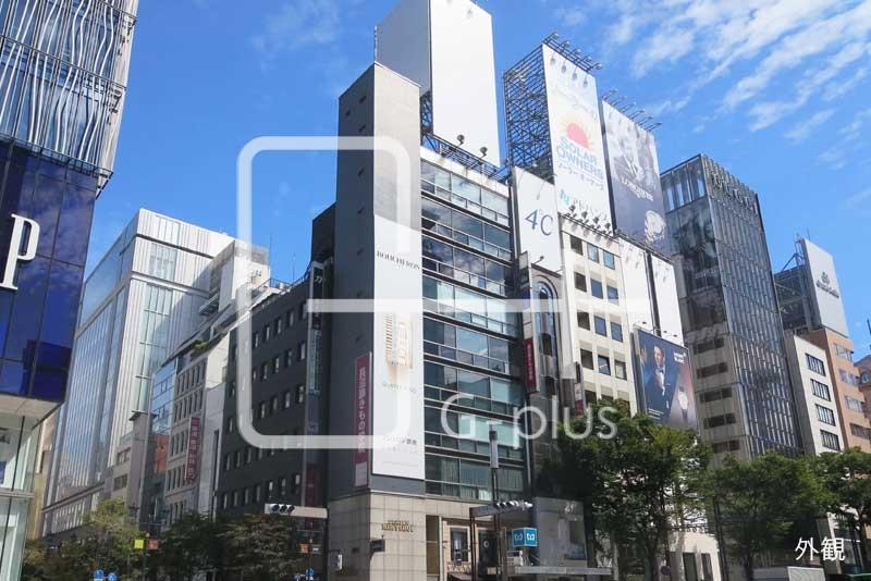 晴海通り×並木通り店舗事務所 6階のイメージ