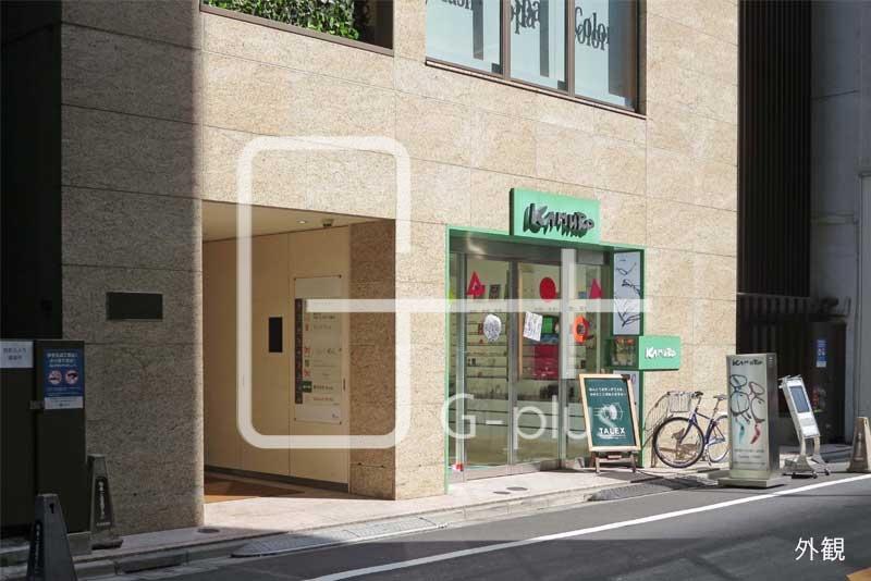 銀座7丁目のスケルトン貸店舗 地下1階のイメージ