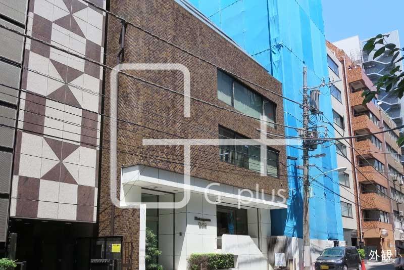 新橋5丁目シックな外観の貸オフィス 4階のイメージ