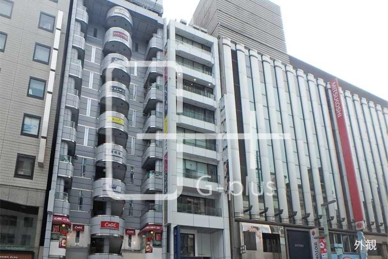 銀座三越隣接の好立地貸店舗 地下1階のイメージ