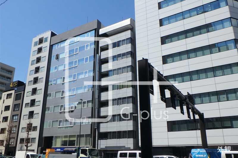第一京浜沿いの27.5坪オフィス 6階のイメージ