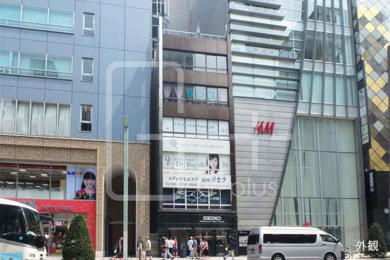 銀座7丁目中央通りの貸店舗事務所 6階のイメージ