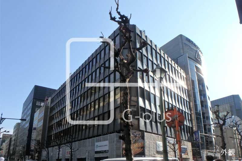交詢社通り×コリドー通り店舗事務所 105号室のイメージ