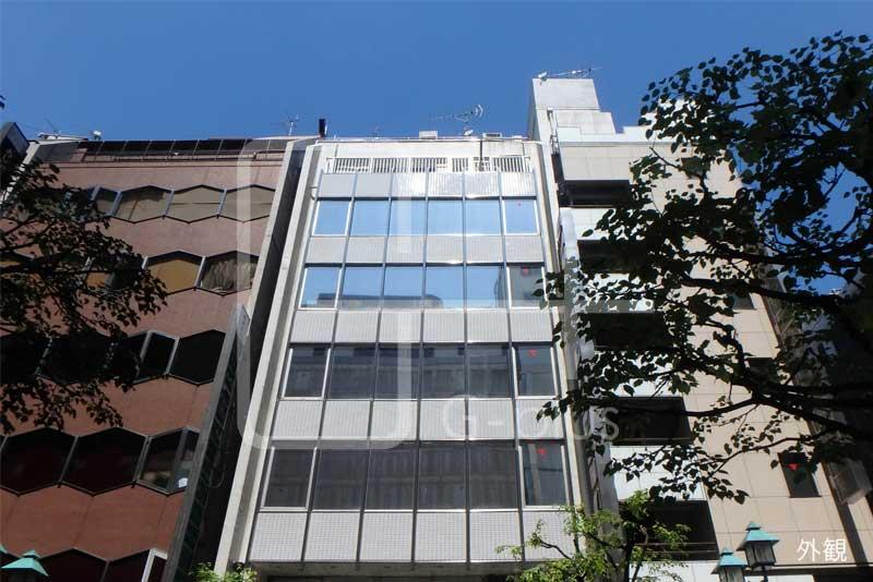 銀座8丁目並木通りスケルトン店舗 地下1階B号室のイメージ
