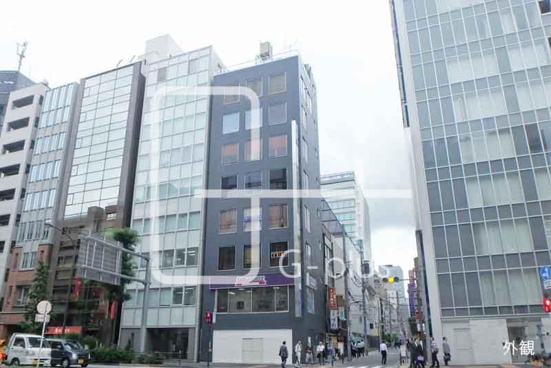 日比谷通り角地の貸事務所 7階のイメージ
