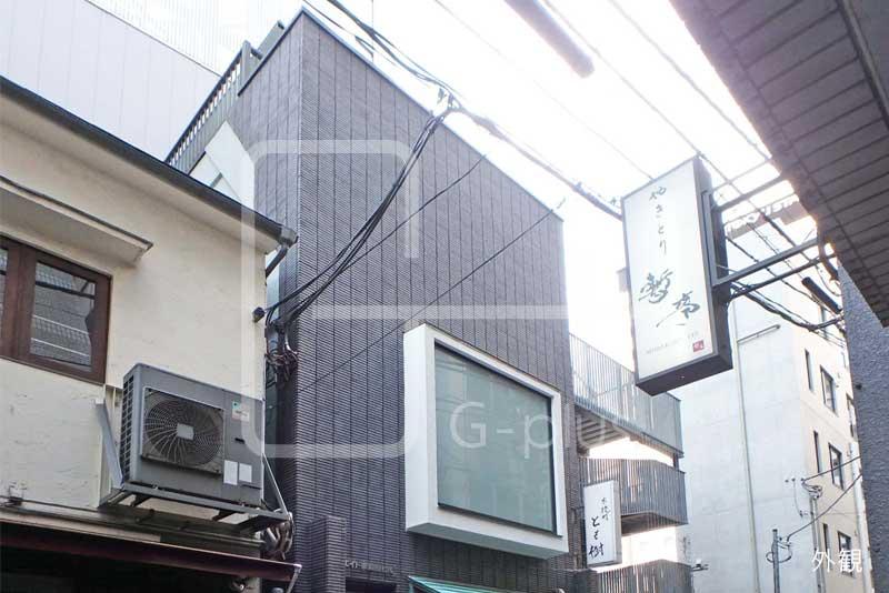 歌舞伎座至近貸店舗事務所 4階のイメージ