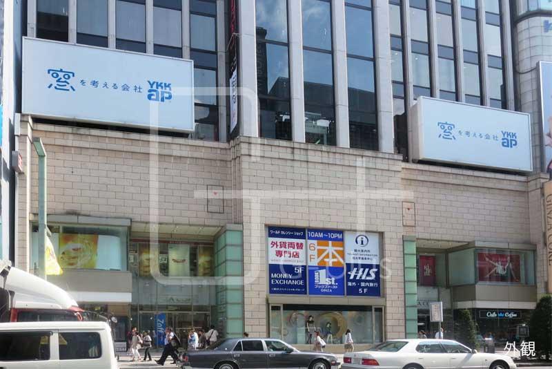 中央通りに面する貸店舗 401号室のイメージ