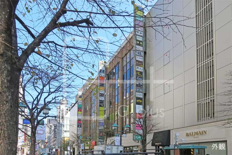 銀座7丁目並木通りの貸店舗 4階のイメージ