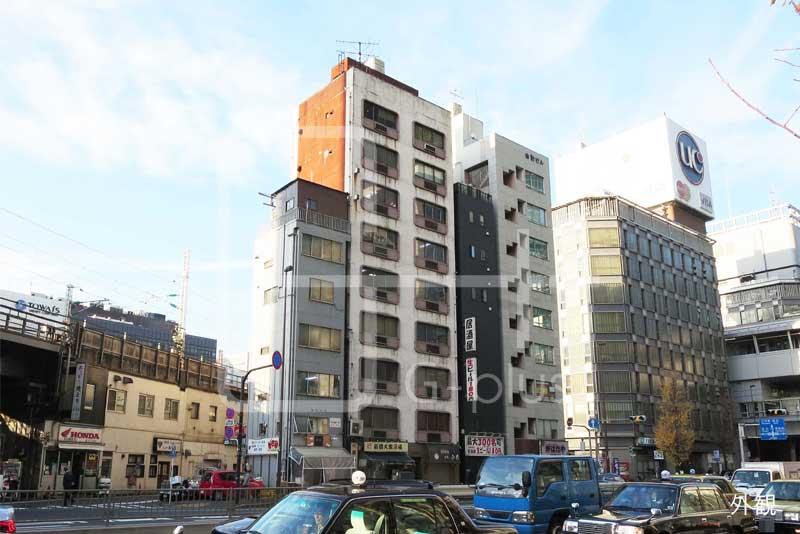 新橋駅至近コンパクト店舗事務所 803号室のイメージ