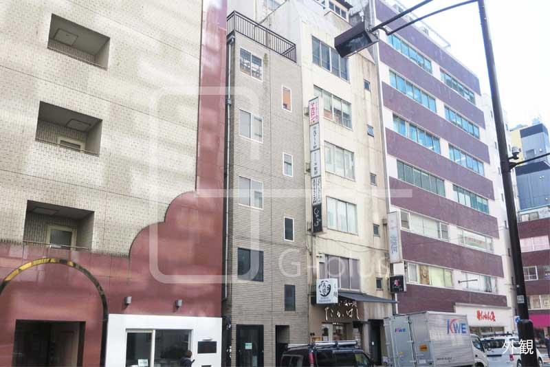 GINZA SIX裏手の貸店舗事務所 5階+6階のイメージ