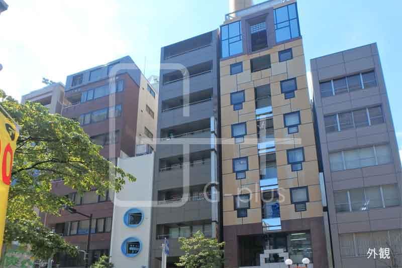 新橋赤レンガ通りの店舗事務所 1階のイメージ