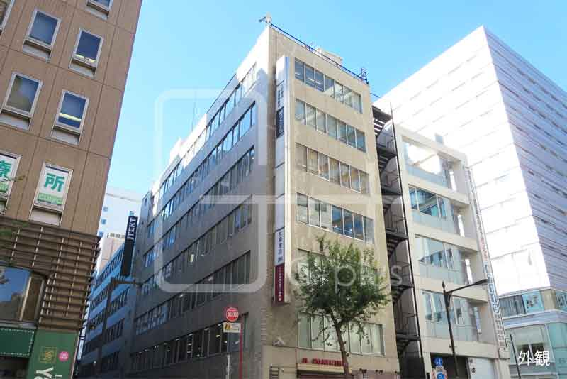 交詢社通りの82.97坪事務所 3階のイメージ