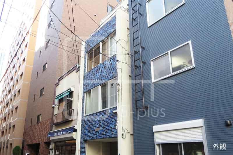 銀座2丁目青タイルの外観事務所 3階のイメージ