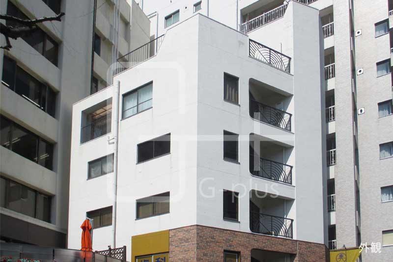 日比谷通りの貸店舗事務所 5階のイメージ