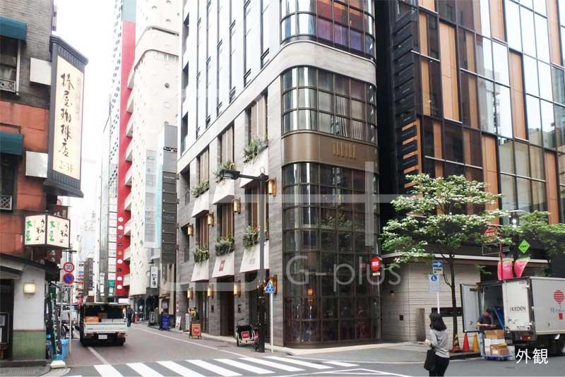 すずらん通り×花椿通りの貸店舗 8階のイメージ