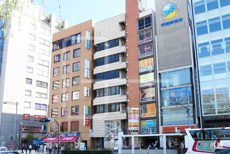 外堀通りの明るい貸事務所 4階のイメージ