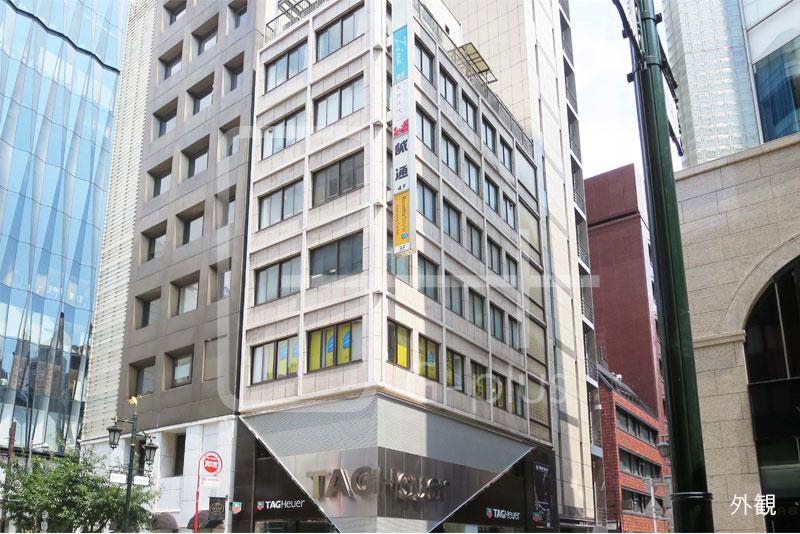 銀座5丁目みゆき通り貸店舗 地下2階~2階のイメージ