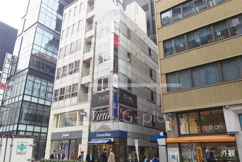 銀座柳通りの貸店舗事務所 5階のイメージ