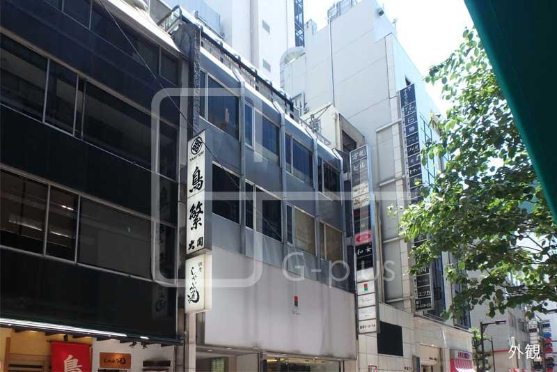 すずらん通りの貸店舗事務所 2階のイメージ
