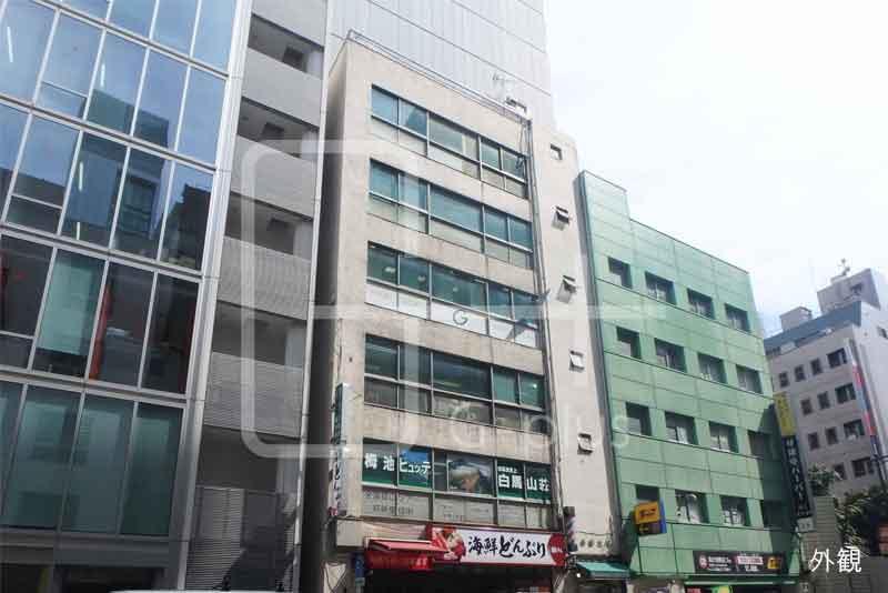 銀座2丁目三原通りの貸オフィス 6階のイメージ