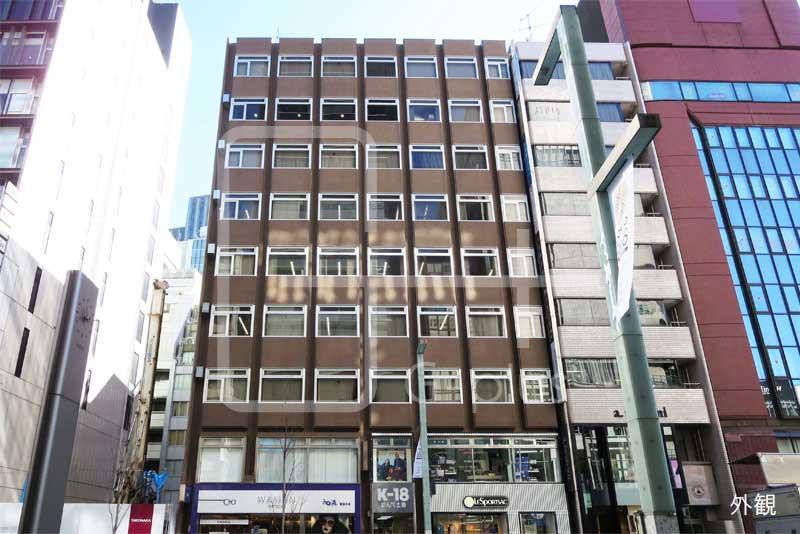 銀座8丁目中央通り大型店舗事務所 7階のイメージ