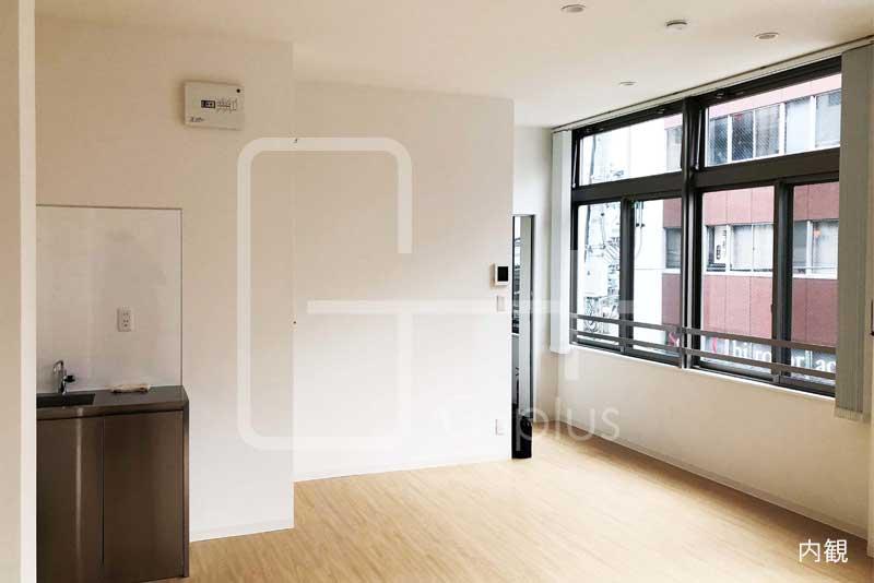 松屋通り×木挽町通りの店舗事務所 3階のイメージ