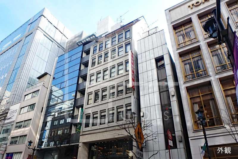 並木通りの好立地店舗事務所 4階のイメージ