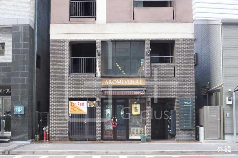 銀座のデザイナーズマンション 1階+2階のイメージ