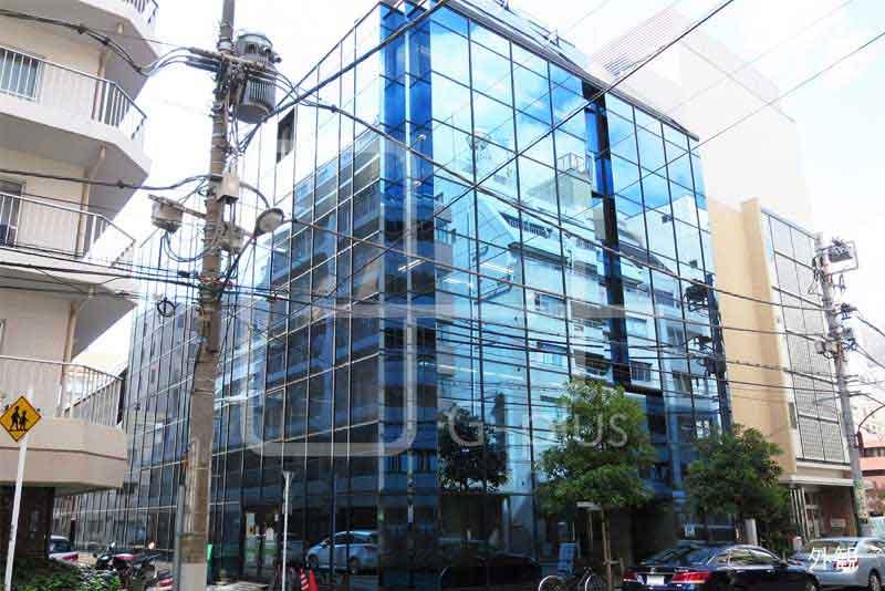 新橋6丁目の高級ガラス張りオフィス 412号室のイメージ