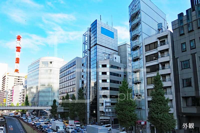 銀座8丁目昭和通りの貸事務所 8階のイメージ