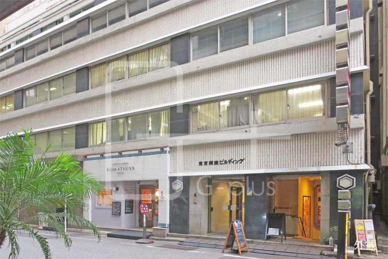 銀座6丁目みゆき通り近くの貸事務所 402号室のイメージ