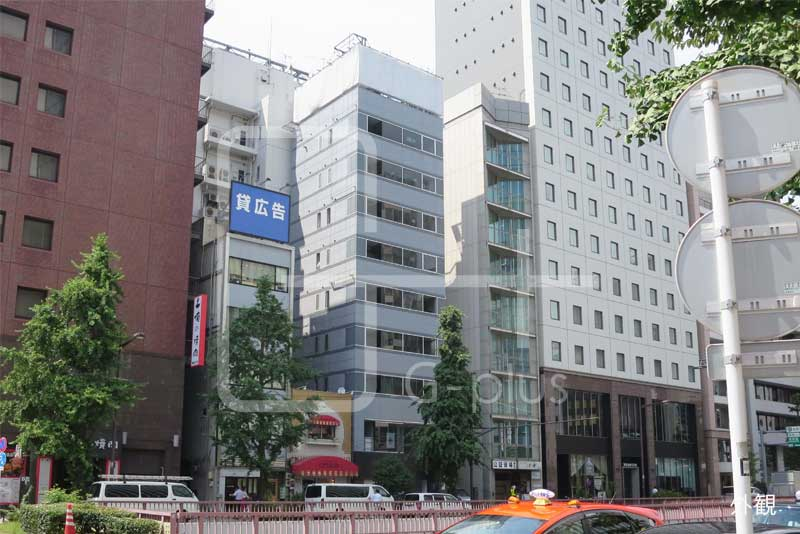 銀座4丁目昭和通りバー居抜き 地下1階のイメージ