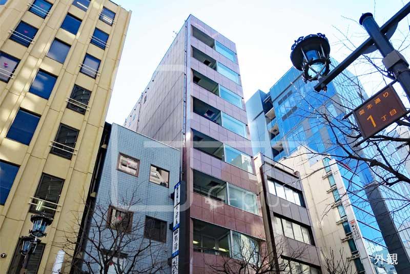 銀座1丁目並木通り店舗事務所 2階のイメージ