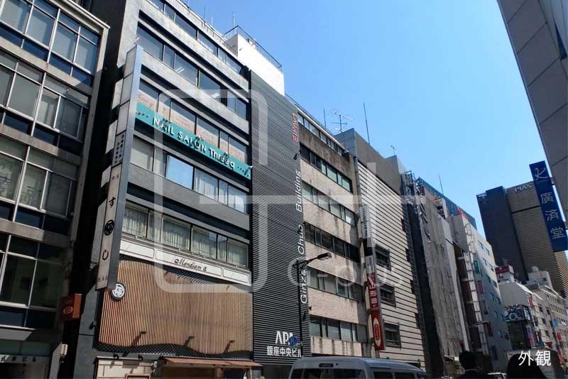 銀座3丁目14.65坪店舗事務所 5階A号室のイメージ