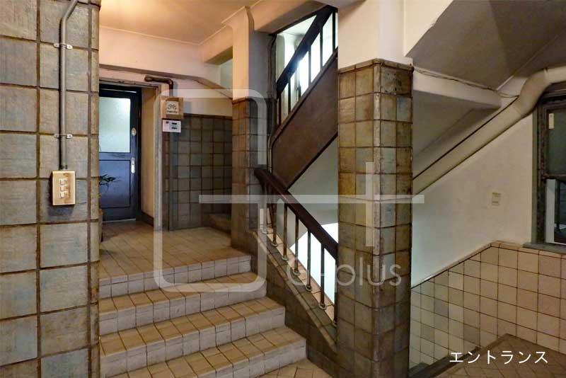 三原通りのレトロなアートビル 506号室のイメージ