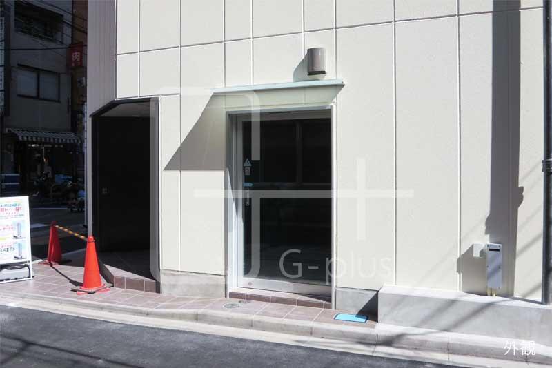 新橋4丁目新築スケルトン貸店舗 7階のイメージ