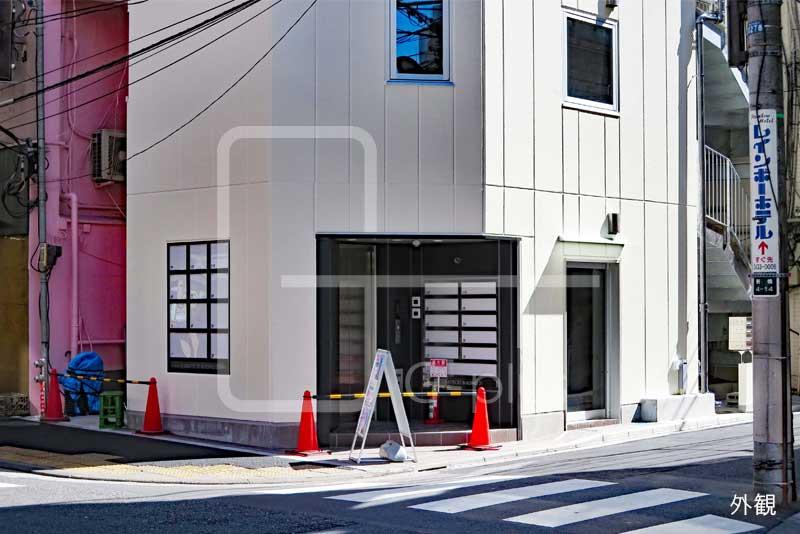 新橋4丁目新築スケルトン貸店舗 10階のイメージ