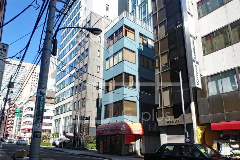 西新橋1丁目コンパクト事務所 3階のイメージ