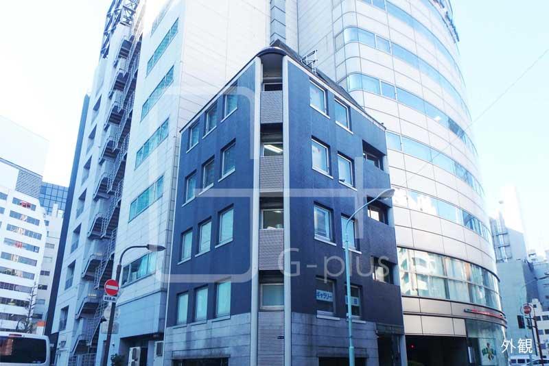 新橋1丁目コンパクトな1階事務所のイメージ