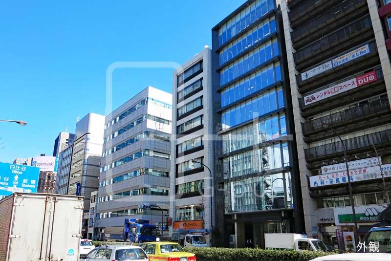 新橋2丁目日比谷通り角地オフィス 6階のイメージ