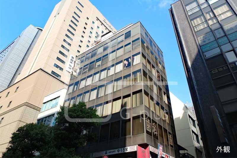 新橋1丁目27.13坪の貸オフィス 7階のイメージ