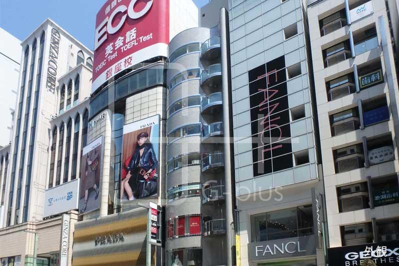 銀座5丁目中央通りの好立地店舗 5階のイメージ