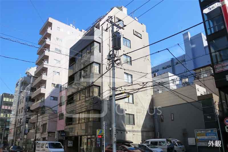 銀座3丁目木挽町通りの貸事務所 5階のイメージ