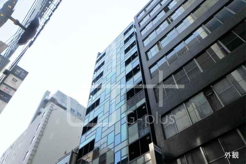銀座7丁目ソニー通りの新築店舗 7階のイメージ