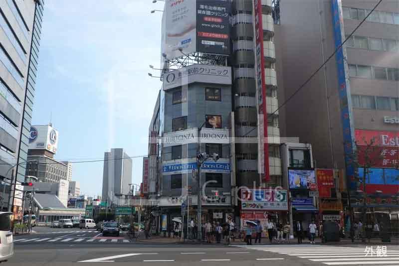 新橋2丁目外堀通り店舗事務所 5階のイメージ