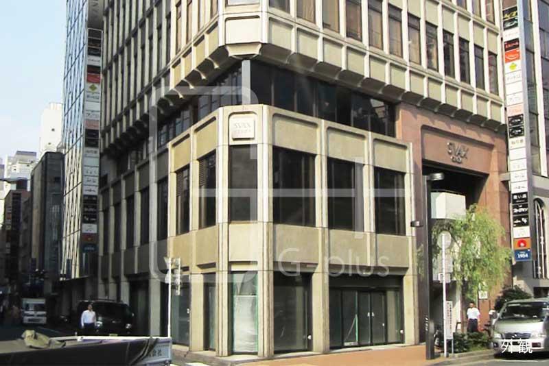銀座8丁目しゃぶしゃぶ店居抜き 1階のイメージ